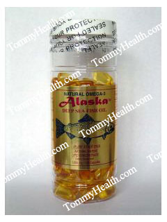 Tommyhealth for Alaska deep sea fish oil